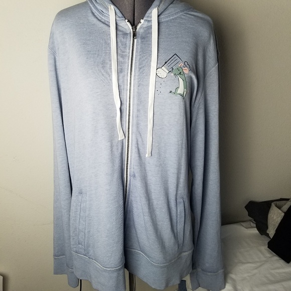 Disney Other - Food Wine Festival 2018 Passholder Remy Zip Up NWT